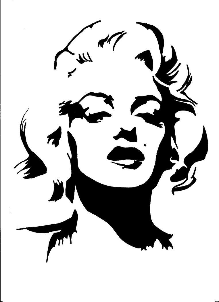 Marilyn Monroe by zzgeorge11zz on DeviantArt