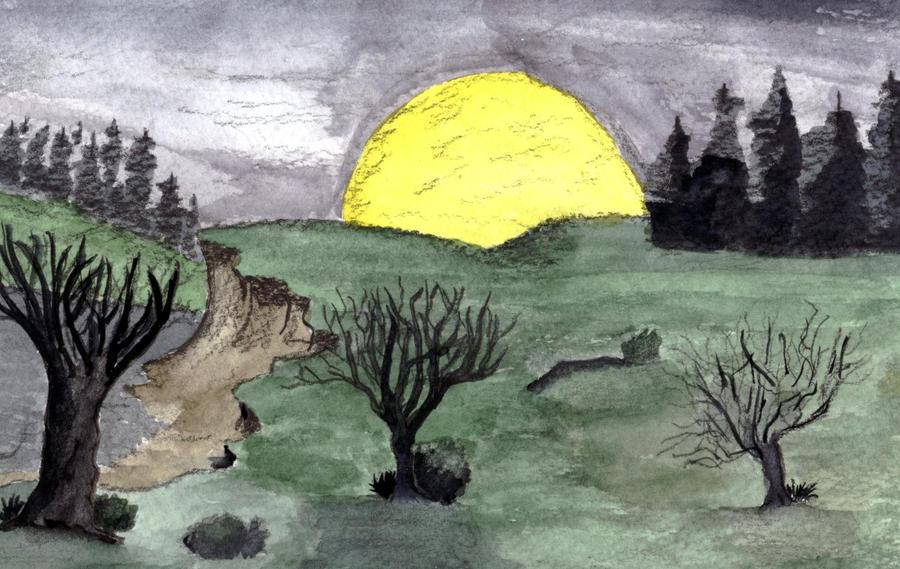 Nightscape by GentlestGiant