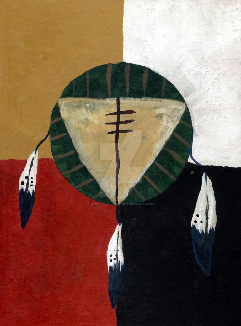 Spirit Shield by GentlestGiant