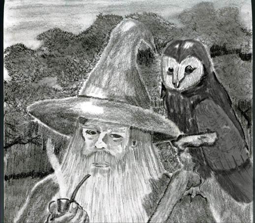 Merlin by GentlestGiant