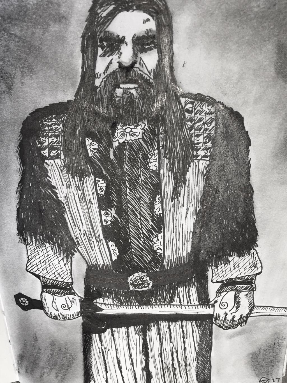 Lord Stark by GentlestGiant