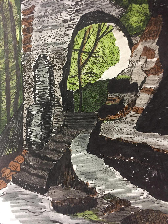 Archway  by GentlestGiant