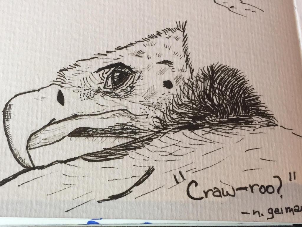 Craw-roo by GentlestGiant