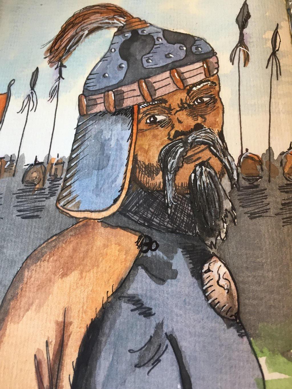 Genghis  by GentlestGiant