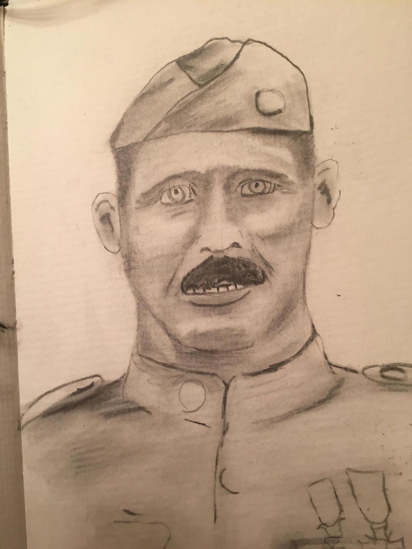 Alvin York - WW1 hero by GentlestGiant