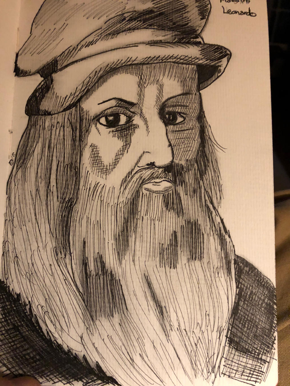 Leonardo  by GentlestGiant