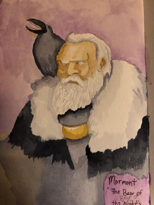 Mormont WIP by GentlestGiant