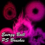 Energy Ball Brushes