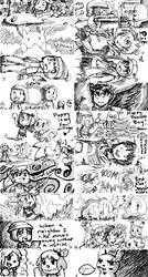 Miiverse Drawing Set 2 by Starzway