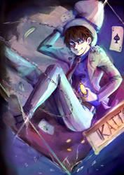 Magic Kaito Kid 1412 by Kimmynn