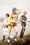 Final Fantasy - Gullwings