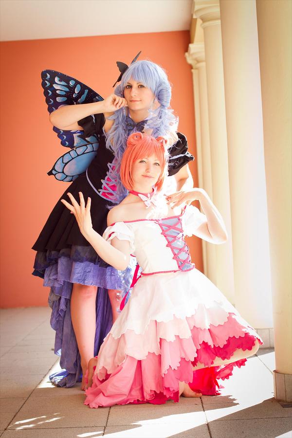 xxxholic - One Winged Butterflies by aco-rea