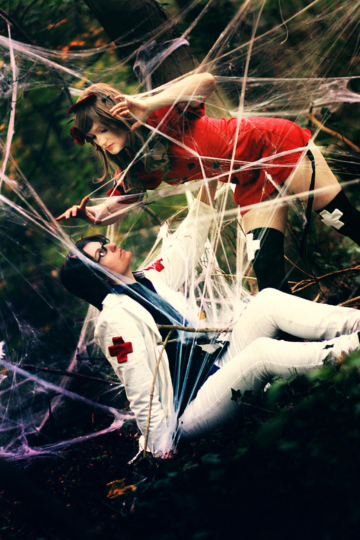 Hetalia - Don't Be Scared, My Love by aco-rea
