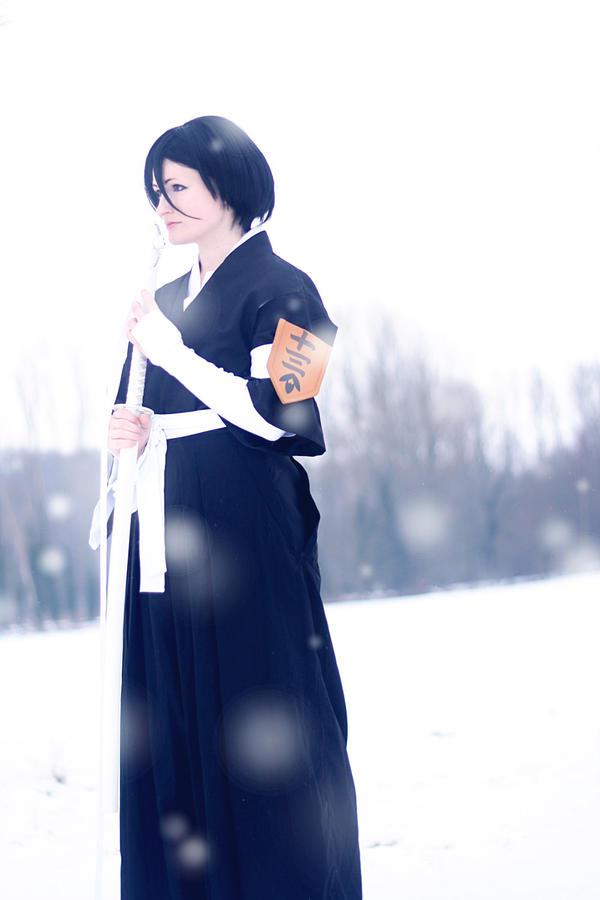 Bleach - Snowflakes by aco-rea