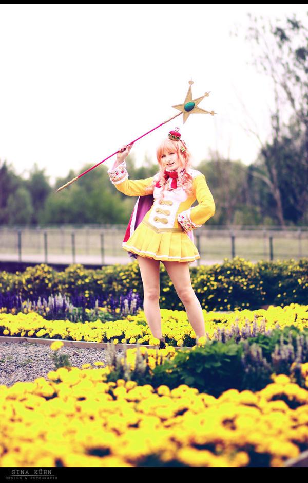 Atelier Meruru - Yellow Fields by aco-rea