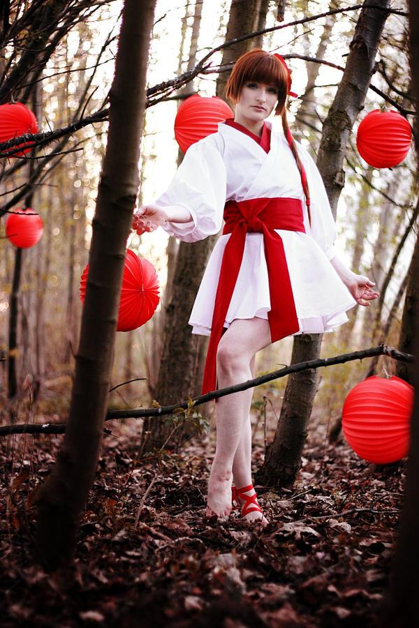 Vampire Miyu - Crimson Lights by aco-rea