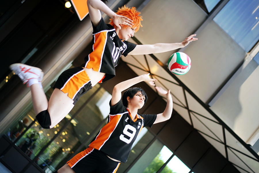 Cosplay - Page 19 Haikyuu___attack__by_aco_rea-d7mav05
