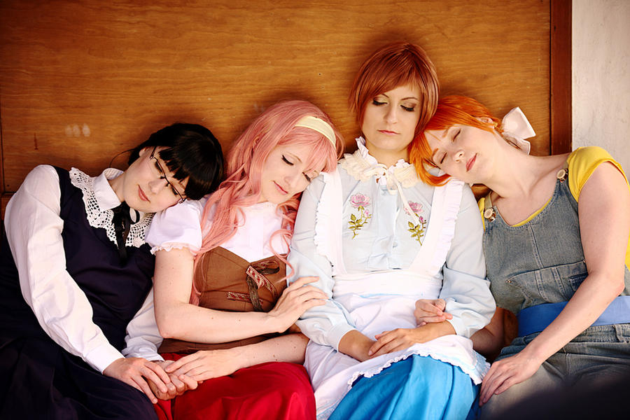 Harvest Moon - Naptime by aco-rea