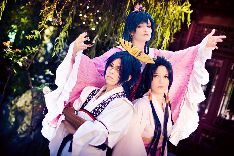 Magi - Precious Family by aco-rea