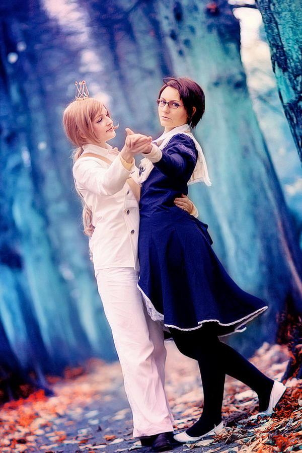 Hetalia - Shall We Dance by aco-rea