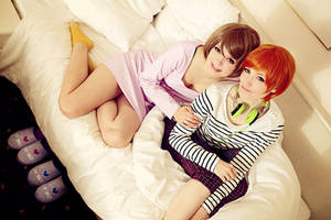 Love Live - I Love My Bed by aco-rea