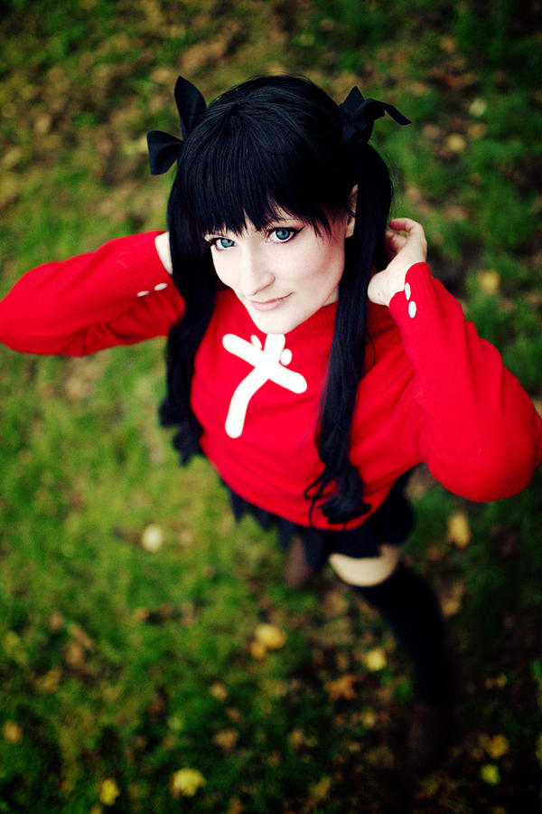 Fate Stay Night - Twintails by aco-rea