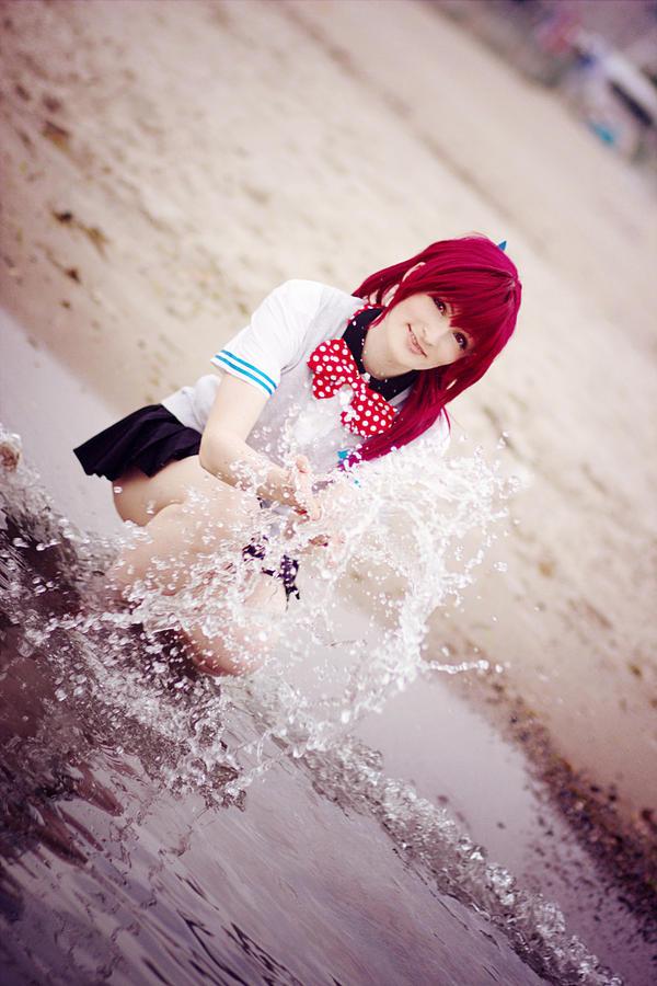 Free - Summer Fun by aco-rea