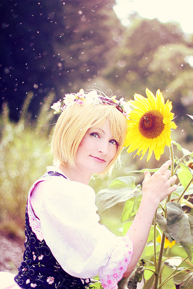Hetalia - Sunshower by aco-rea