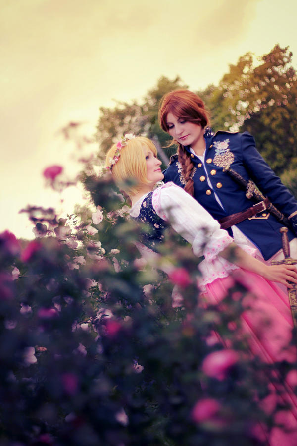 Hetalia - Roses And Thorns by aco-rea