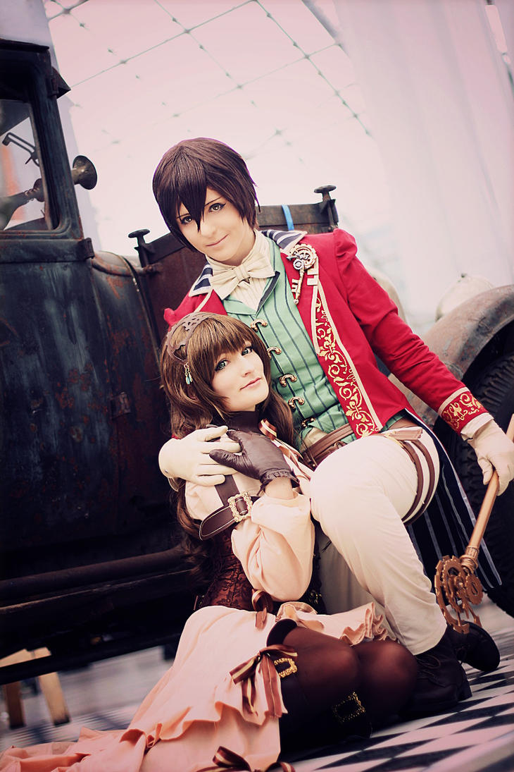 Code Realize - Take Me With You by aco-rea