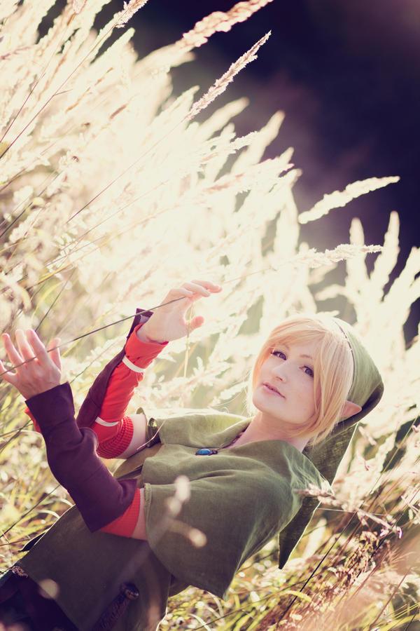 The Legend Of Zelda - Glowing by aco-rea