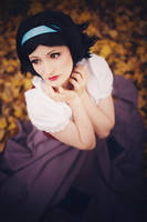 Snow White - Afraid by aco-rea