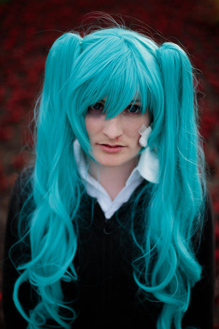Vocaloid - Hurt by aco-rea