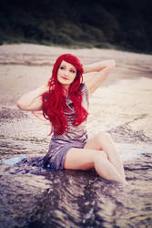 The Little Mermaid - Washed Ashore by aco-rea