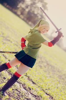 The Legend Of Zelda - Training