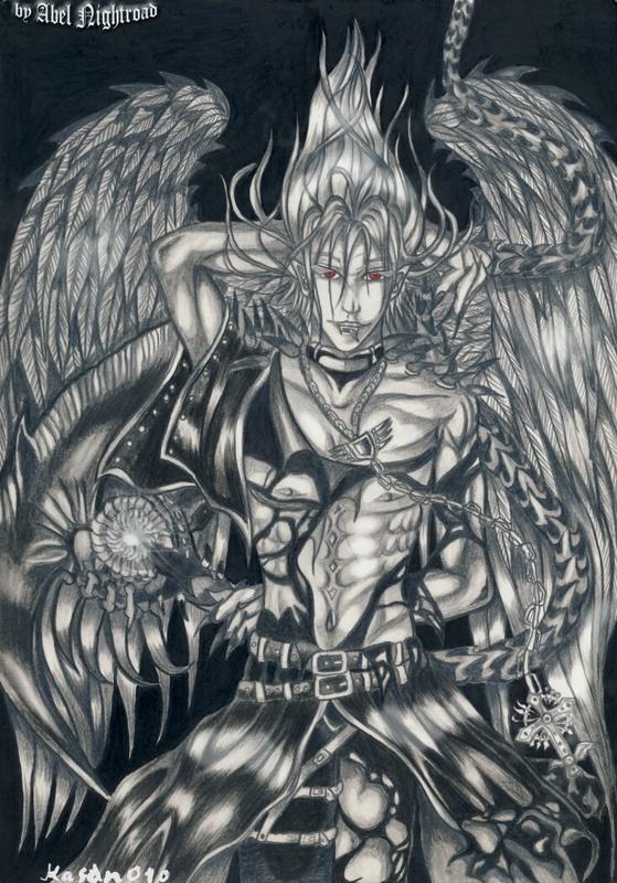 Trinity Blood Crusnik 02 by Pater-Abel-Nightroad