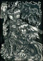 Hellsing Bone Crusher by Pater-Abel-Nightroad