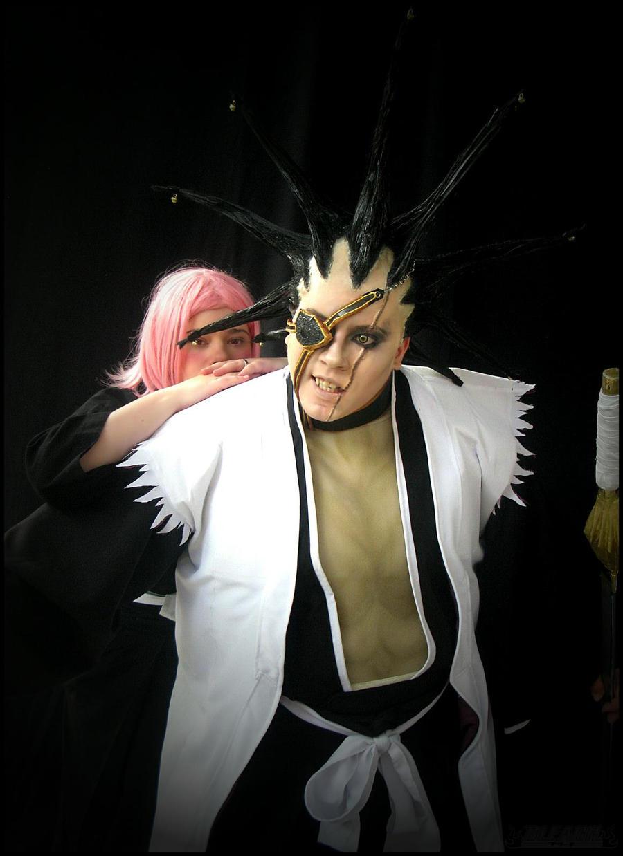 Zaraki Kenpachi Wig 96