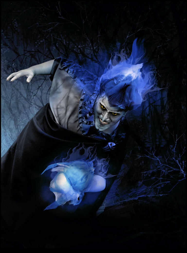 Hades God of the Underworld (Disney) by Pater-Abel ...