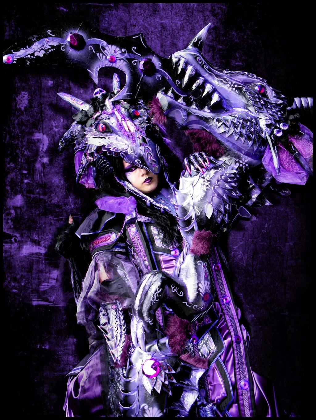 Dragon Shadow Naga Kanya Cosplay X by Pater-Abel-Nightroad
