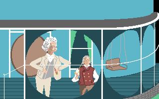 MarkTwain and Bilbo by Geekdude