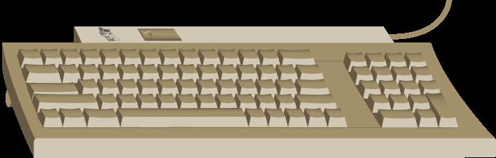 Keyobard. by Geekdude