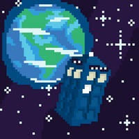 #octobit - TARDIS