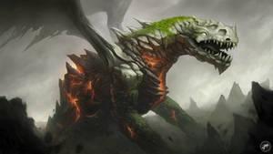 Ancient Volcanic Dragon