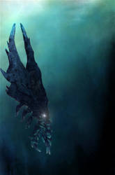 Leviathan by Odrobinka