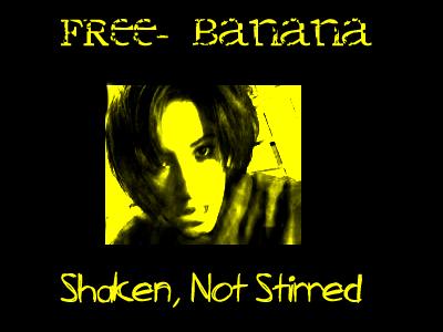 Shaken, Not Stirred by free-banana