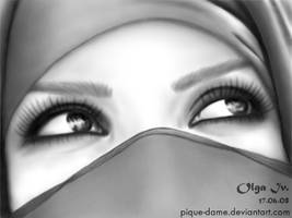 Eyes by Pique-Dame