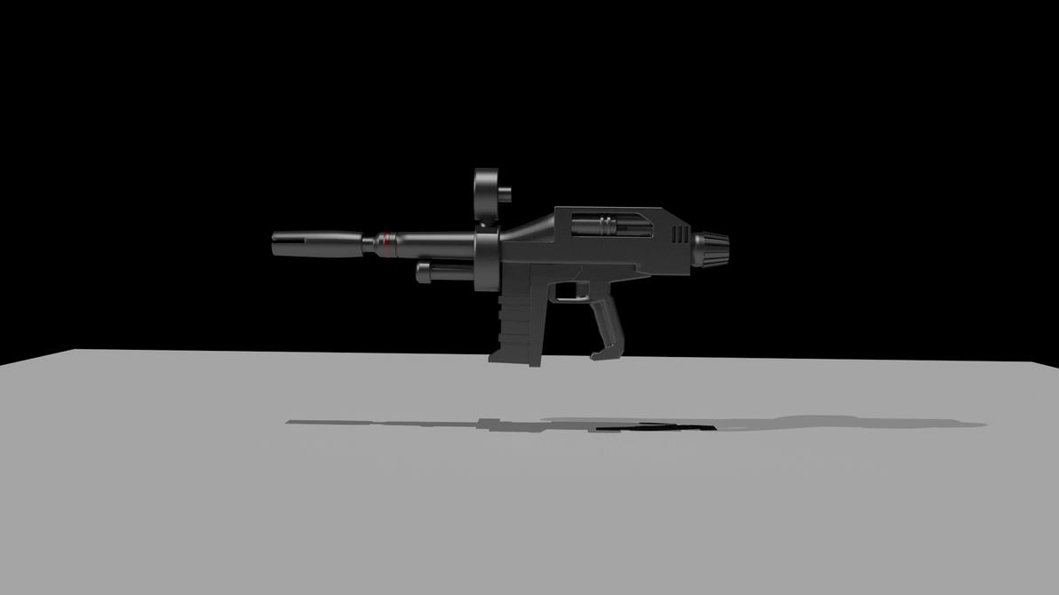 bauva xbr m 79 07g bauva experimental beam rifle by jenash. Black Bedroom Furniture Sets. Home Design Ideas