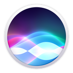 Official Siri icon (MacOS Sierra)