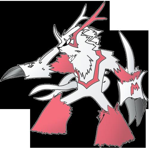 Zangoose Pokémon  Bulbapedia the communitydriven